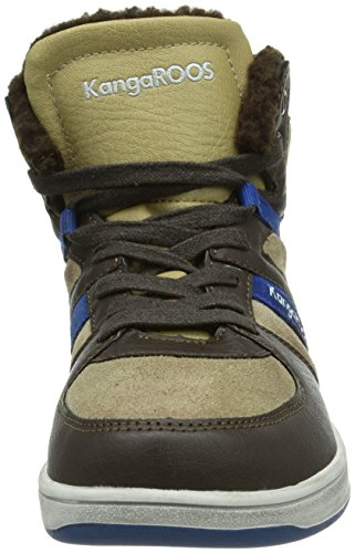 sand 2013 313 dk Kanga Marron Boots Enfant Kangaroos Mixte stuu Brown qxwEpvxRz