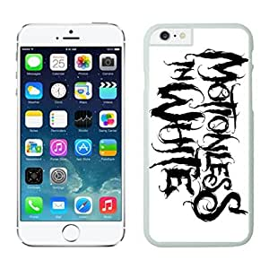 NEW DIY Unique Designed Case For iphone 6 plus Motionless In White (3) iphone 6 plus White 5.5 TPU inch Phone Case 299