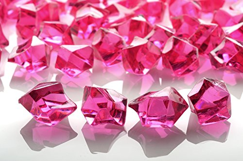 Quasimoon Fuchsia Gemstones Confetti PaperLanternStore