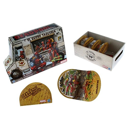 Marvel Universe Deadpool Comic Con Exclusive product image