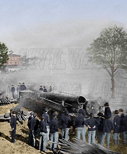 最安価格 Destroying鉄道Atlantaアトランタのシャーマンの、メンズ In.、ジョージア; 1864、Civil Warカラーフォト 24x36 30x40 In. Matte 1864、Civil 03392_30x40_M B07644FRYF 24x36 In. Matte 24x36 In. Matte, 組み立て家具のファーストルームズ:5579ad97 --- arianechie.dominiotemporario.com