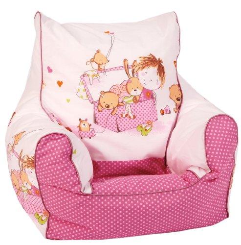 knorr-baby-450167-Kindersitzsack-Spielzimmer-rosa