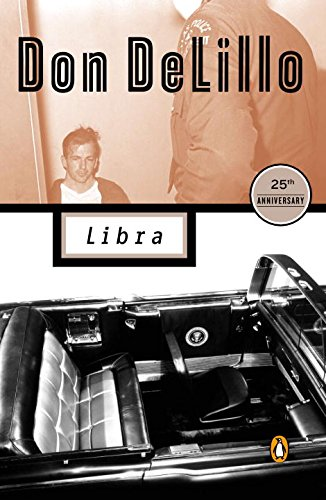 Libra Contemporary American Fiction DeLillo
