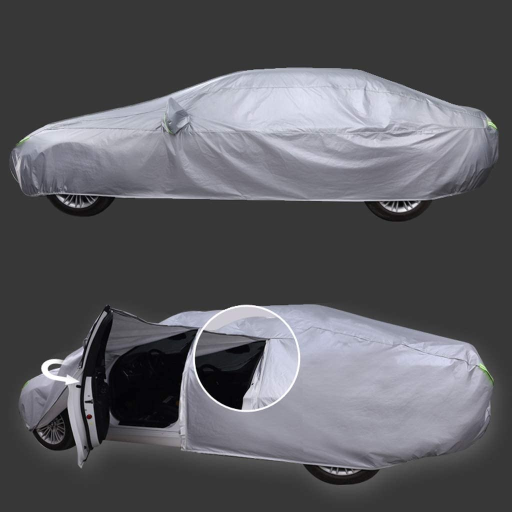 TT Regen Sonnenschutz Schutzh/ülle Color : Logo, Size : A3 A5 Q5 A3 A7 A8 NYDZDM A-UDI A4L Auto Kleidung A6L Auto Abdeckung Q3