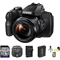 Fujifilm FinePix S1 16.4 MPDigital Camera (Black) 32GB Bundle 2 Review Review Image