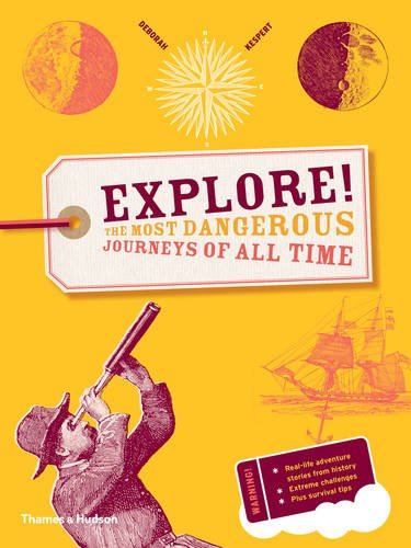 Explore! (Anglais) Broché – 4 avril 2016 Deborah Kespert Thames & Hudson Ltd 0500292302 Children: Grades 4-6