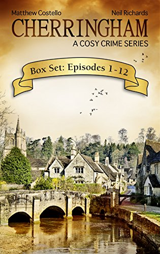 Cherringham Box Set: Episodes 1-12: A Cosy Crime Series ()