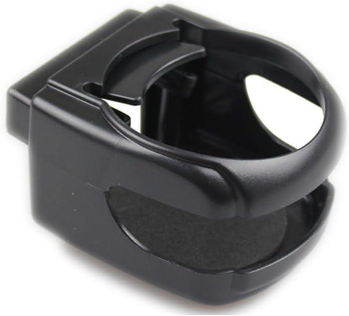 WINOMO porte-gobelet support pour voiture porte-gobelet porte-bouteilles Noir