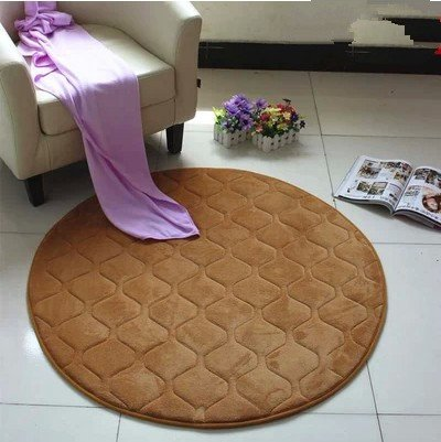 Ustide Memory Foam Rugs For Living Room Coral Fleece Bedroom Area ...