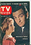 1960 TV Guide Jul 30 Mike Connors of Tightrope