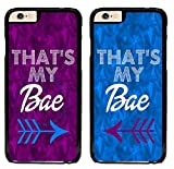 Best BleuReign Friend Iphone 6 And 6 Plus Cases - BleuReign(TM) Set Of 2 BFF That's My Bae Review