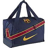 2016-2017 Barcelona Nike Allegiance Shield Compact Duffel Bag (Navy)