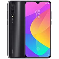 "Smartphone Xiaomi Mi 9 Lite 128GB 6GB RAM Onyx Grey Android 9.0 Dual Chip Câmera Tripla Tela 6.39"" [PRETO]"