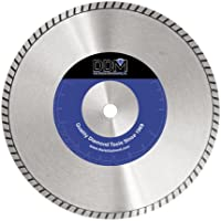 Dixie Diamond Manufacturing TP5 Turbo Blade Premium Grade for Dry/Wet Cutting, 5-Inch X 0.080-Inch X 7/8-Inch