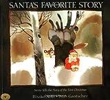 Santa's Favorite Story, Hisako Aoki, 0689817231