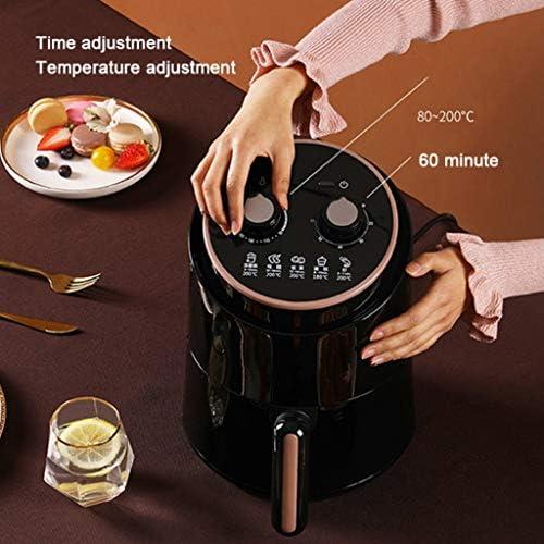 Friteuse multifonctionnelle Fryer Air Home Multifonctions 1.5L Oil Free Fries Faible teneur en Gras Machine Air Fryer santé