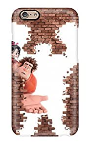 Tpu Ortiz Bland Shockproof Scratcheproof Wreck It Ralph Animation Movie Hard Case Cover For Iphone 6