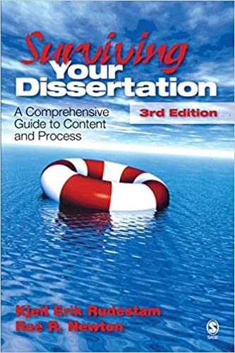 Surviving your dissertation 3rd edition