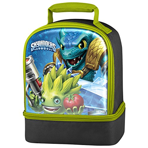 - Thermos Dual Compartment Lunch Kit, Skylanders Giants