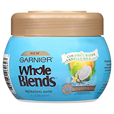 Garnier Whole Blends with Coconut Water & Vanilla Milk Extracts