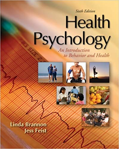 Amazon health psychology an introduction to behavior and health psychology an introduction to behavior and health 6th edition fandeluxe Image collections
