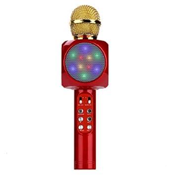 qiyan inalámbrico Bluetooth teléfono móvil Karaoke micrófono de ...