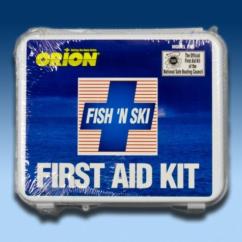 N Orion poissons marins First Aid 'Ski Kit