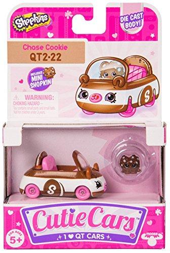 Shopkins Cutie Car S2 Single QT2-22 Chase Cookie