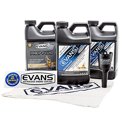 EVANS Waterless Coolant ATV/Snowmobile Full Conversion Bundle