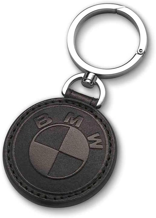New Genuine BMW 6/' Series Key Ring Stainless Steel Aluminium 80272454652 OEM