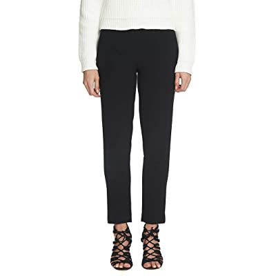 1.STATE The Bedford Ankle Pants (Rich Black, 4) at Women's Clothing store