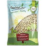 Food To Live Raw Cashew Nuts (Whole, Unsalted, Kosher, Size W-240, Bulk) — 8 Pounds