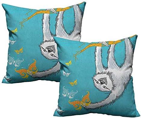 Amazon.com: RuppertTextile - Funda de almohada para sofá o ...