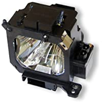 EPSON PowerLite 7800p Projector Replacement Lamp with Housing
