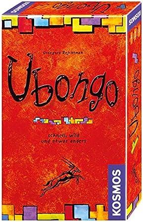 KOSMOS 699 345 - Ubongo, Juego de Tablero Nueva Edición 2015: Reijchtman, Grzegorz: Amazon.es: Juguetes y juegos