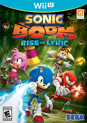 Sonic Boom: Rise of Lyric - Wii U by Sega
