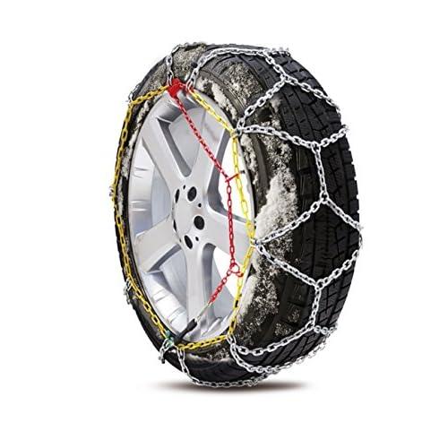 """hot sale Goodyear 77931 """"12mm"""" Chaines à neige 12 mm, Taille 227, Convient pour les SUV, véhicules utilitaires, 4x4, Homologation TUV et ÖNORM"""