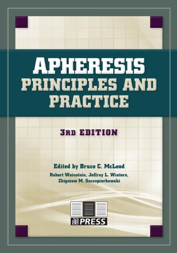 Apheresis: Principles and Practice, 3rd edition