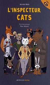 L'inspecteur Cats et le mystère de la rue Jean-Némar (1CD audio) par Agnès Bihl