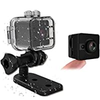 Leegoal SQ12 Action Waterproof Mini Camera Full HD Video 1080p Sports DV Car DVR Micro Camera Camcorder Motion Detection With Infrared Night Vision 30M waterproof