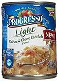 chicken and cheese enchilada soup - Progresso Light Soup-Chicken and Cheese Enchilada-18.5 Oz-3 Pack