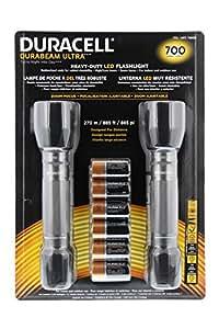 Duracell Durabeam Ultra 700 Heavy Duty Led Flashlight 2