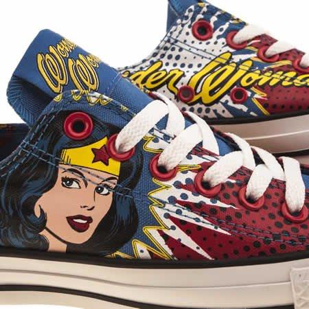 wonder woman converse sneakers