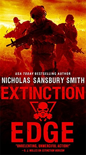 Genetic Edge (Extinction Edge (The Extinction Cycle Book 2))