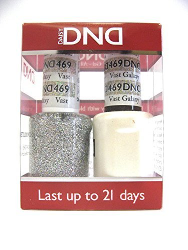 DND *Duo Gel*  Glitter Set 469 - Vast Galaxy by DND Gel