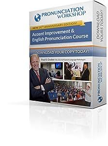 Amazon. Com: pronunciation workshop video training course 24.
