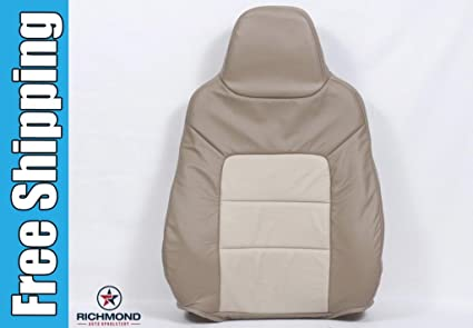 Richmond Auto Upholstery 2003 2006 Ford Expedition Eddie Bauer Driver Side Lean Back Replacement