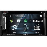 Kenwood DDX25BT 6.2-Inch Double DIN In-Dash Car Receiver with Bluetooth (DDX24BT)