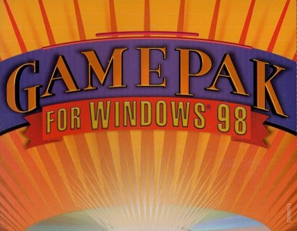 Game Pak for Windows 98 - Active Pak