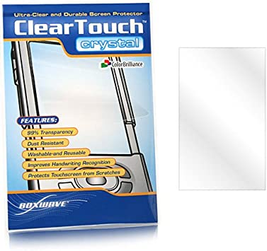 Screen Protector for Trimble EZ-Guide 250 (Screen Protector by BoxWave) - ClearTouch Crystal, HD Crystal Film Skin to Shield Against Scratches for Trimble EZ-Guide 250